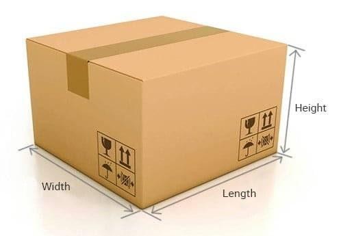 cách tính thùng carton
