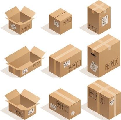 cấu tạo của thùng carton