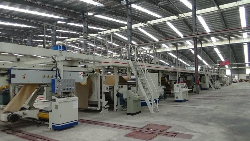 công ty sản xuất thùng carton bán lẻ Lan Anh