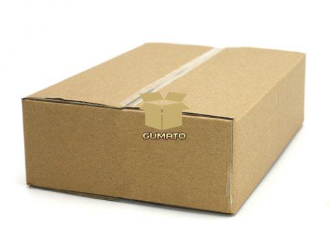 đóng gói bằng hộp carton