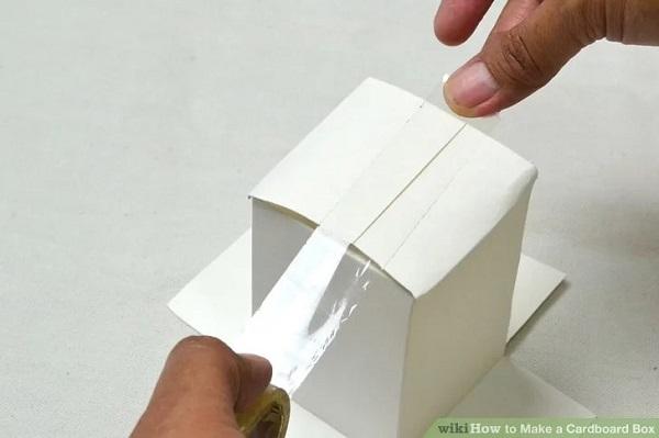 hướng dẫn cách làm hộp giấy carton