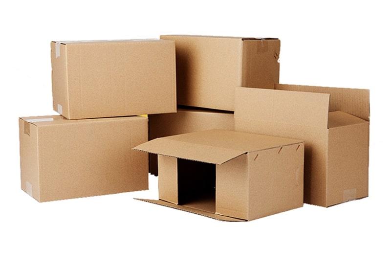 cách làm nhà bằng thùng giấy carton
