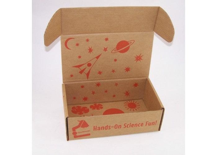 mẫu hộp carton nắp chồm