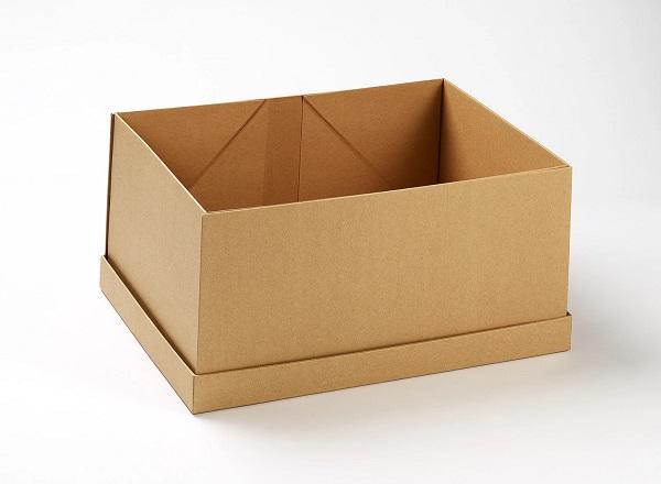 mẫu hộp giấy carton đẹp được làm bằng tay