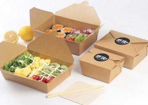 hộp giấy carton đựng đồ ăn