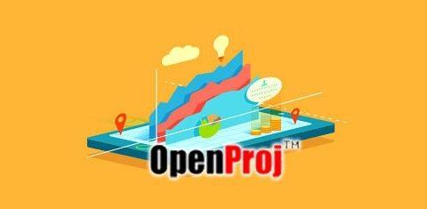 sử dụng phần mềm OpenProj