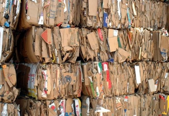 chỗ bán thùng giấy carton cũ không sử dụng