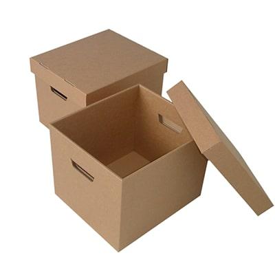 hộp giấy carton nắp rời