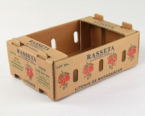 thùng carton 3 lớp không nắp