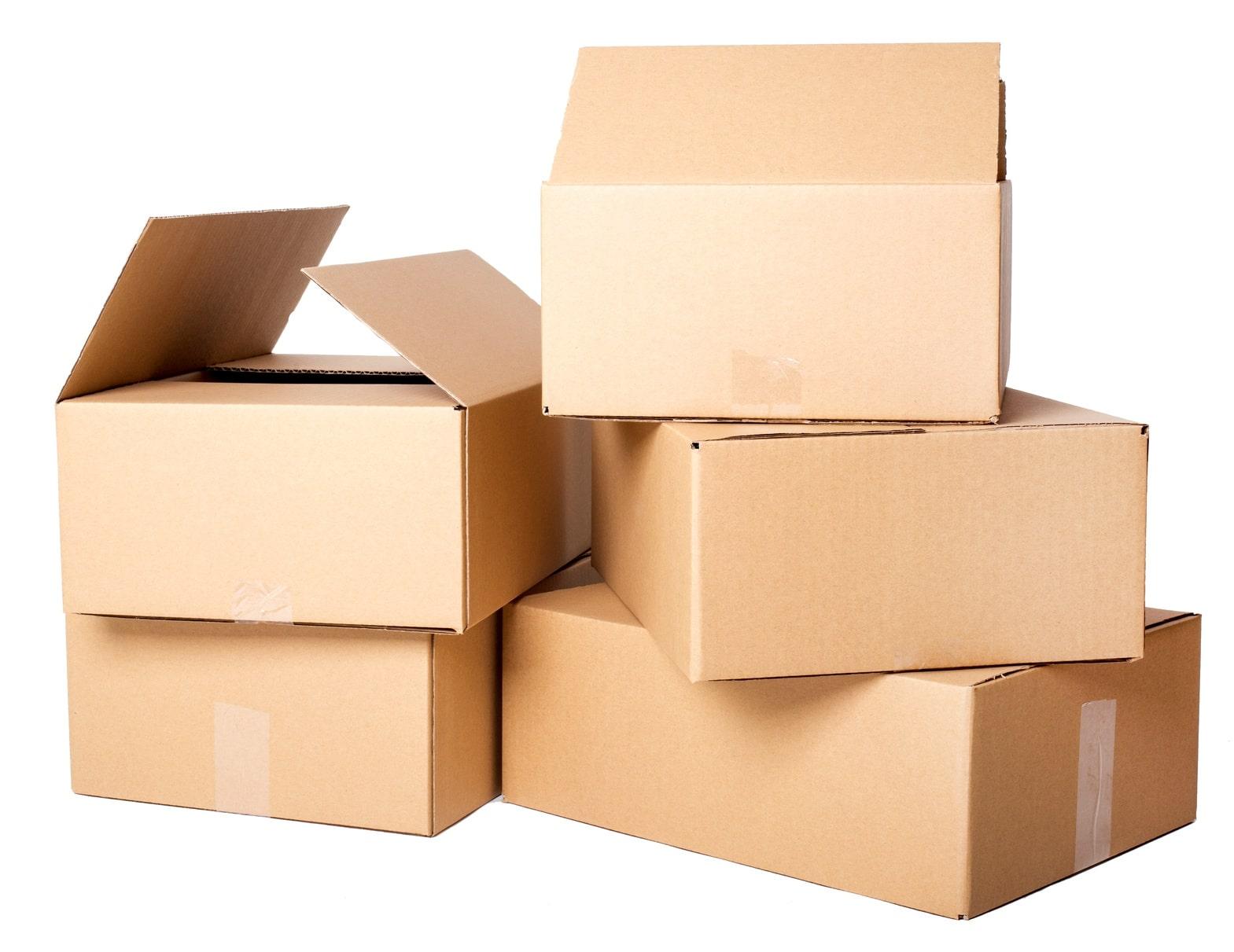 các loại thùng carton Như Phương