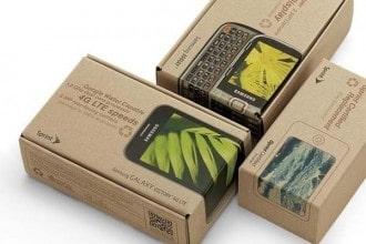 hộp carton đựng điện thoại