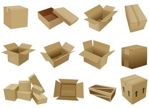 nhiều loại thùng giấy carton tại Lan Anh