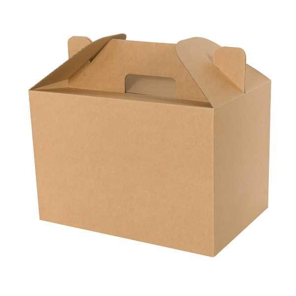 Tự làm hộp quà từ hộp giấy carton