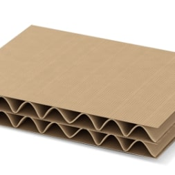 sản xuất thùng carton 5 lớp