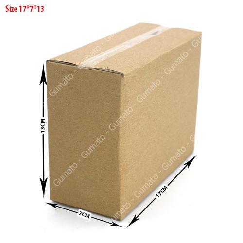 Combo 20 hộp carton 3 lớp MS: P36-size: 17x7x13 cm