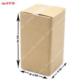 Hộp carton 3 lớp P9 size 8x8x20