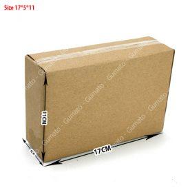 Combo 20 hộp carton 3 lớp MS: P35-size: 17x5x11 cm
