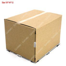 Combo 20 hộp carton 3 lớp MS: P40-size: 18x14x12 cm