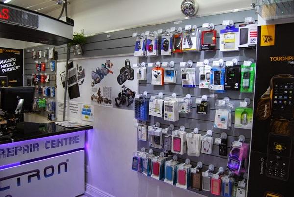 Kinh doanh linh kiện điện thoại online
