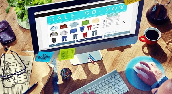 khái niệm bán hàng online