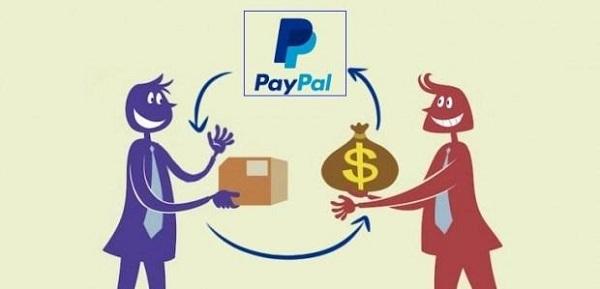 luật lệ mua bán online với paypal