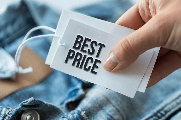 sản phẩm có giá thành hợp lý
