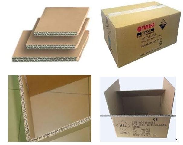 thùng carton 5 lớp là gì