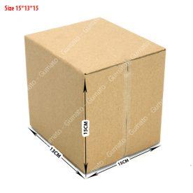 Combo 20 hộp carton 3 lớp MS: P31-size: 15x13x15 cm