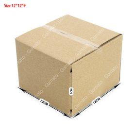 Combo 20 hộp carton 3 lớp MS: P21-size: 12x12x9 cm