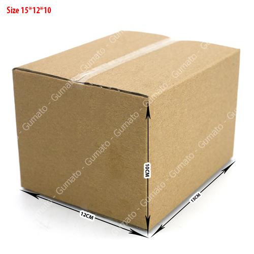 Combo 20 hộp carton 3 lớp MS: P28-size: 15x12x10 cm