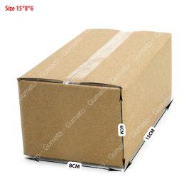 Combo 20 hộp carton 3 lớp MS: P27-size: 15x8x6 cm