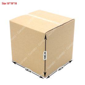 Combo 20 hộp carton 3 lớp MS: P42-size: 18x18x18 cm