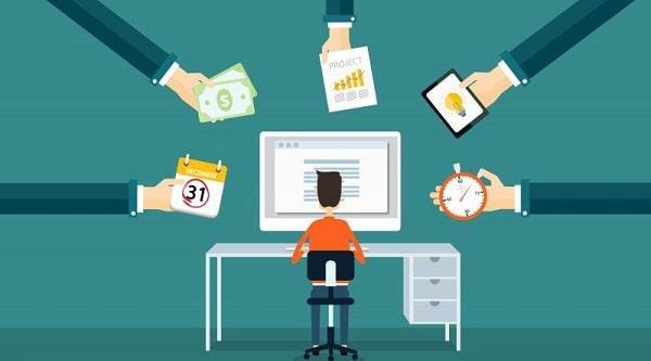 đặt cọc kinh doanh trong kinh doanh online