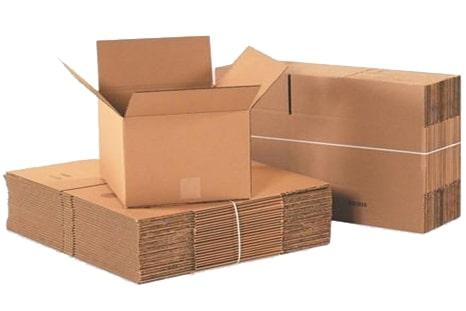 thùng carton lớn cán lằn