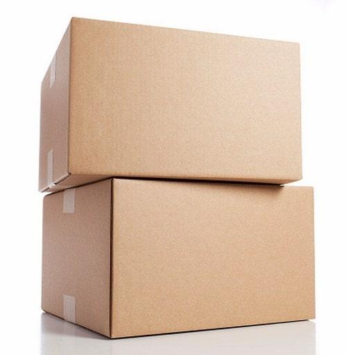 thùng carton khổ lớn