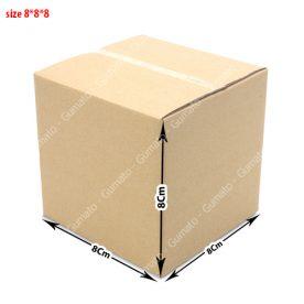 Hộp carton size 8x8x8 cm