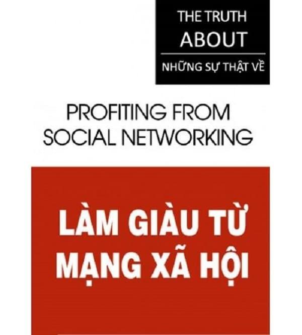 sách làm giàu từ mạng xã hội thời nay