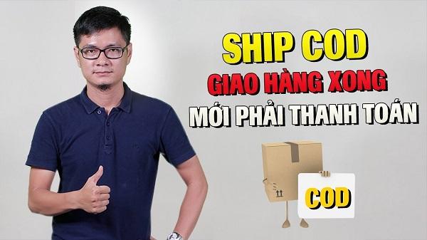 dịch vụ ship cod uy tín