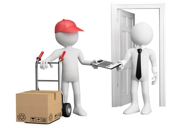 phương pháp vận chuyển door to door