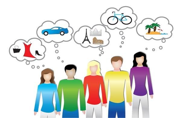 xác định rõ ràng nhu cầu của khách hàng