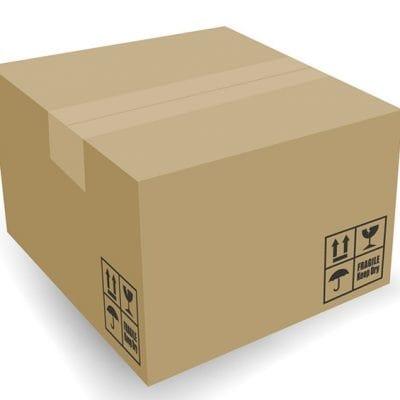 kích thước lớn của thùng carton