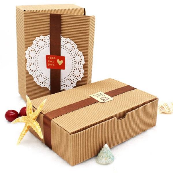 cách làm hộp đựng quà bằng bìa cứng