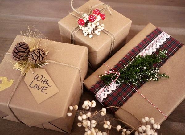 cách làm hộp quà có nắp đậy