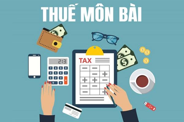 quy định kinh doanh nhỏ lẻ phải nộp thuế môn bài