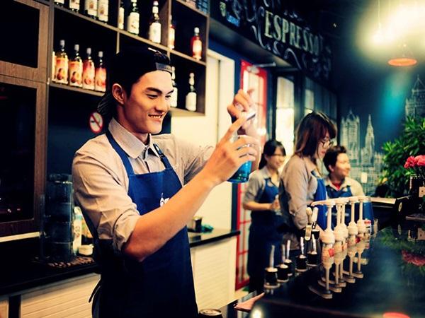 kinh doanh quán cafe nhỏ