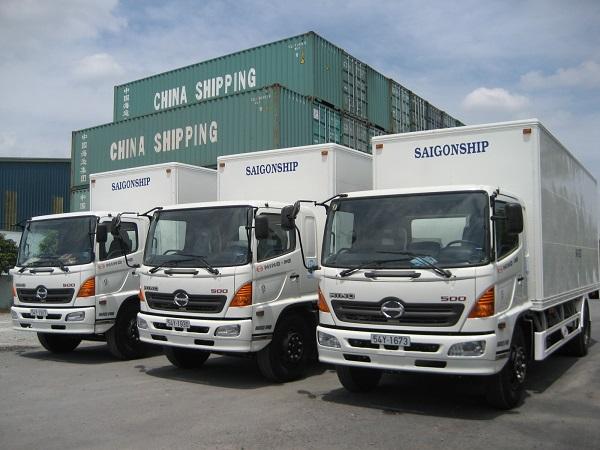 kinh doanh dịch vụ vận tải ở quê