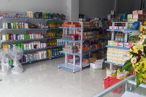 mở tiệm tạp hóa lấy hàng ở đâu