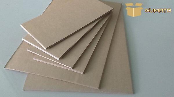 bìa carton cứng
