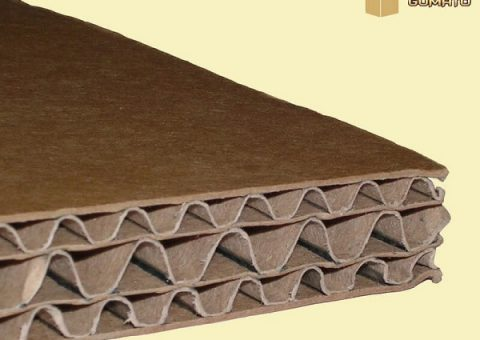 ưu điểm của thùng carton 7 lớp sóng