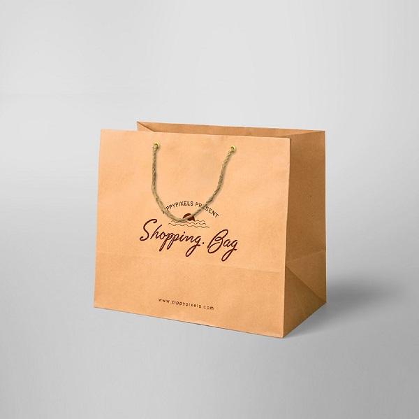 bán túi giấy kraft giá rẻ